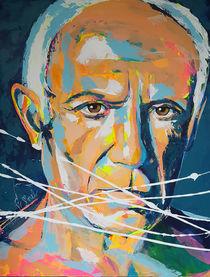 Pablo Picasso by MARIE-ARMELLE BOREL