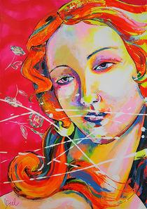 Vénus en hommage à Sandro Botticelli von MARIE-ARMELLE BOREL