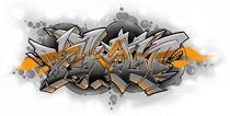 Digital Graffiti von Oliver Walenta