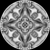 Silk Silver-Glow Vignette by Richard H. Jones