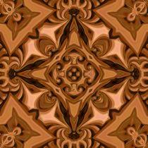 Silk Alloy Mandala by Richard H. Jones