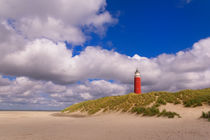 Wolkenimpression am Leuchtturm von AD DESIGN Photo + PhotoArt