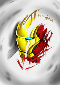 Ironman Trash Style by Oliver Walenta