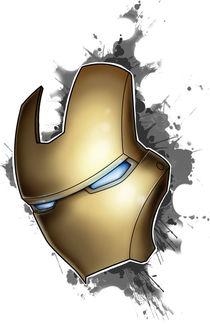 Ironman Maske by Oliver Walenta