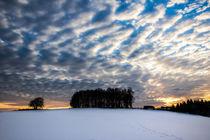 Wolkenhimmel von Regina Raaf