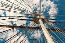 Schiffsmast von AD DESIGN Photo + PhotoArt