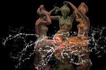 Nude - Wellness bei Nacht von Chris Berger