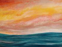 Rolling Ocean von Valerie Anne Kelly