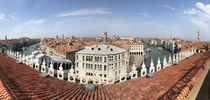 Rundumblick Venedig by Christoph Hermann