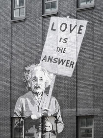 Einstein - Love is the Answer by Frank Daske