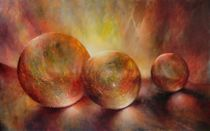 Purple light von Annette Schmucker