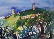 San Miniato, Toskana von Inez Eckenbach-Henning