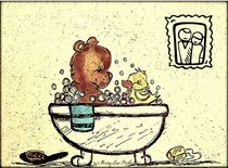 Bathtime  by Mary Lee Parker