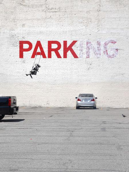 Banksy-parking
