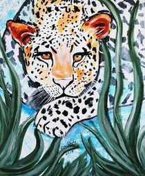 LEO THE LEOPARD by Nora Shepley