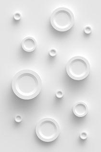 Panel mit Kreisen von dresdner