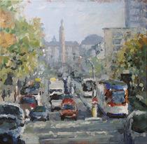 In der Rheinstraße (Darmstadt) von Reinhard F. Maria Wiesiollek