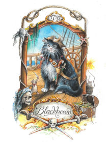 Kater Blackbeard by Jonathan Petry