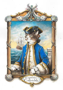 Captain Catpickle by Jonathan Petry