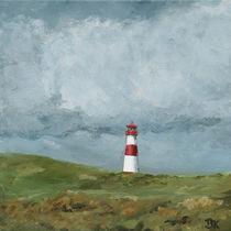 Leuchtturm Sylt von Britta Kröger