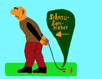 Schraubenzieher by Jürgen Müller