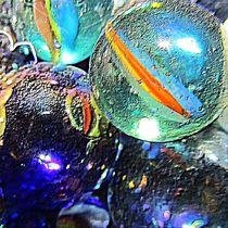 Glasgemurmel von Angelika  Schütgens