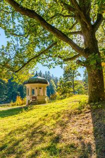 Jahn-Tempel - Bad Schwalbach 20 von Erhard Hess