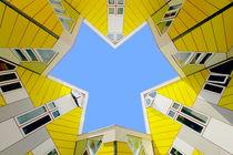Kubushäuser Rotterdam by Patrick Lohmüller