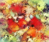 Red colour identity von Keith Mills
