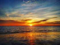 Sunset by Stefanie Feldhaus