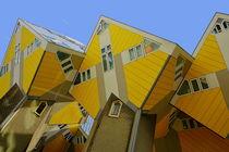 Kubushäuser in Rotterdam von Patrick Lohmüller