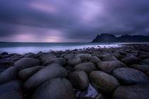 Uttakleiv Beach by Nuno Borges