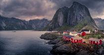 Hamnøy, Lofoten by Nuno Borges