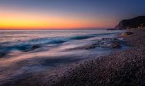 Sunset at Kathisma von Nuno Borges