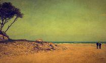 Herbststimmung am Strand by Rosina Schneider