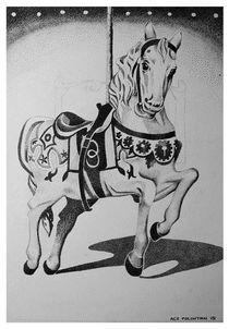 Horse 1 von Jason Polintan