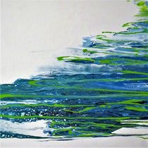 Wasserimpression I von Heike Jäschke