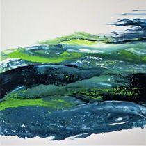 Wasserimpression II von Heike Jäschke