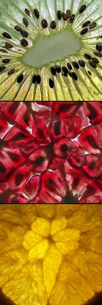 Früchte für Querdenker, Makrofotografie von Dagmar Laimgruber