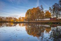 Goldiger Herbst by Karl-Heinz  Huil