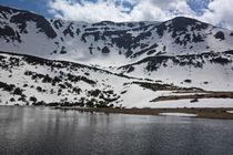 Glacial Lake Stiol  by Enache Armand Iustinian