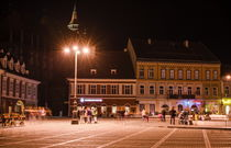 Walk through the Council Square  by Enache Armand Iustinian
