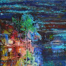 Ufer leuchtend mir Sehnsucht spiegeln von Matthias Kronz