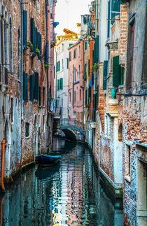 Canals of Venice by Jarek Blaminsky
