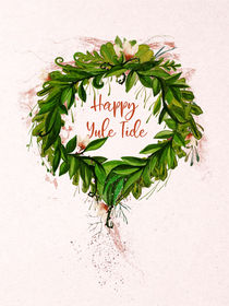 Happy Yuletide by Sybille Sterk