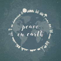 Peace on earth by Sybille Sterk
