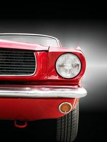 US Autoklassiker Mustang 1965 von Beate Gube