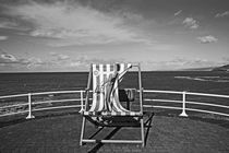 ABERYSTWYTH.  The Big Deck Chair. von Lachlan Main