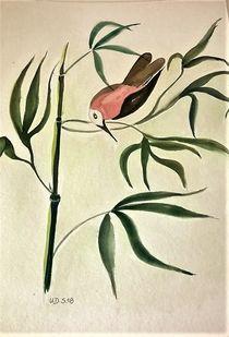 Vogel by Theodor Fischer