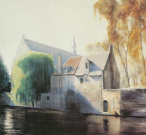 Pastel Brugge by Neil Lowden
